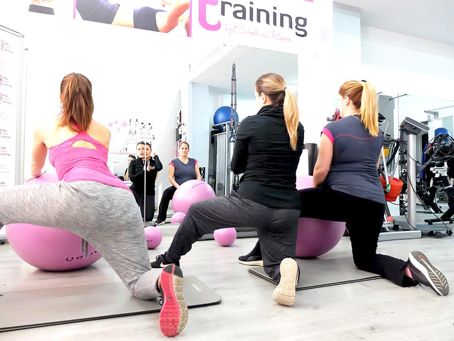 ejercicio físico embarazadas Granada