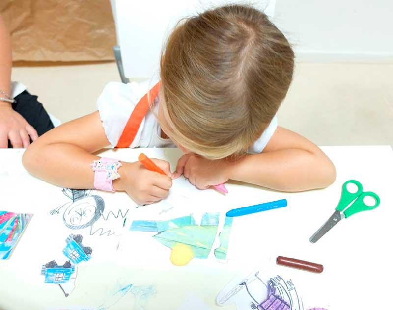 talleres niños Granada