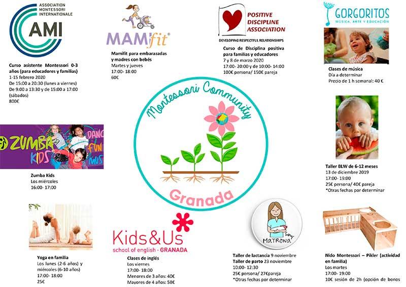 extraescolares Montessori