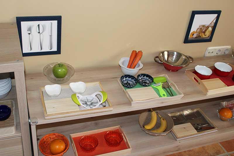 ambiente Montessori granada
