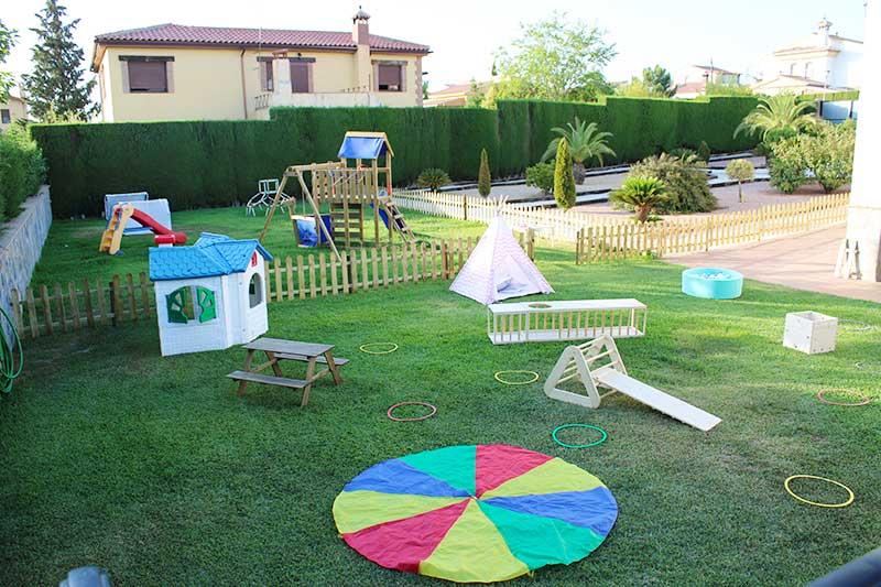 jardines Montessori community granada