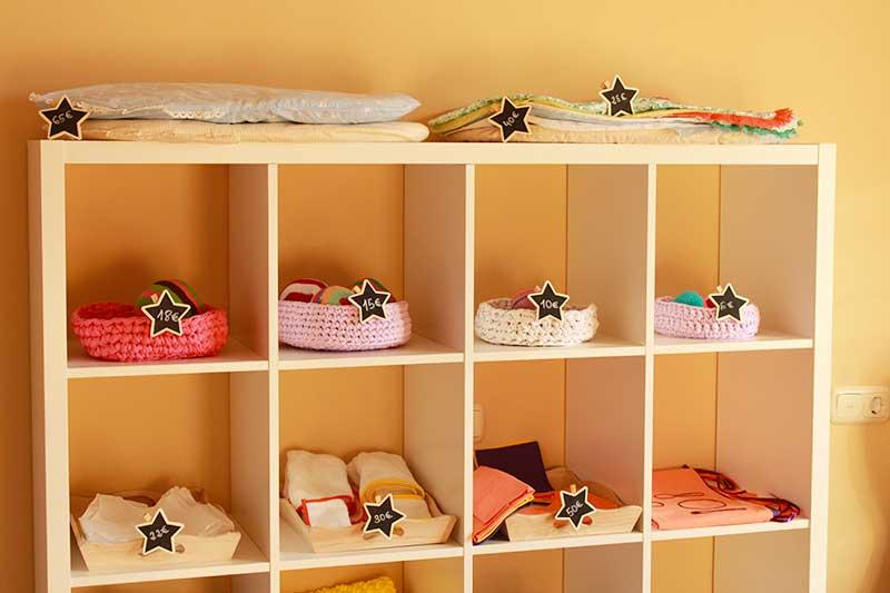 materiales Montessori granada