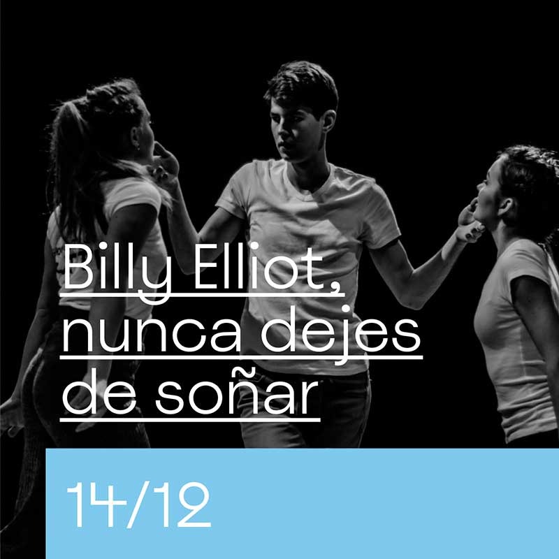 billy Elliot Flag