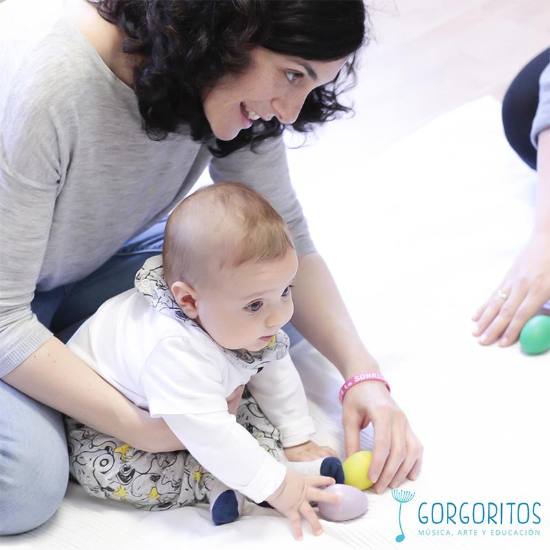 actividad musical bebés Granada