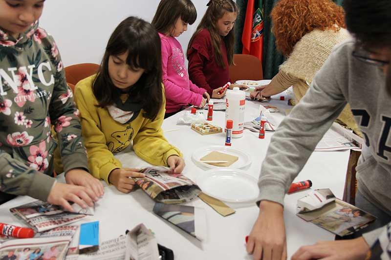 talleres infantiles Roma Salar