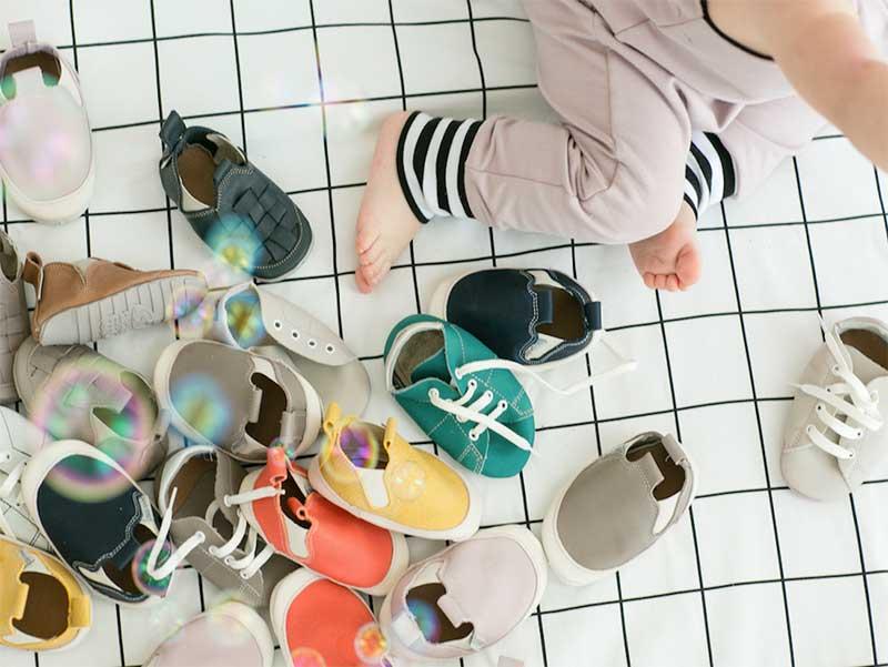 zapatos primeros pasos