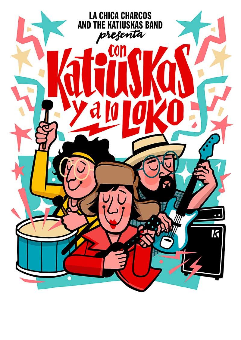 concierto katiusko Granada