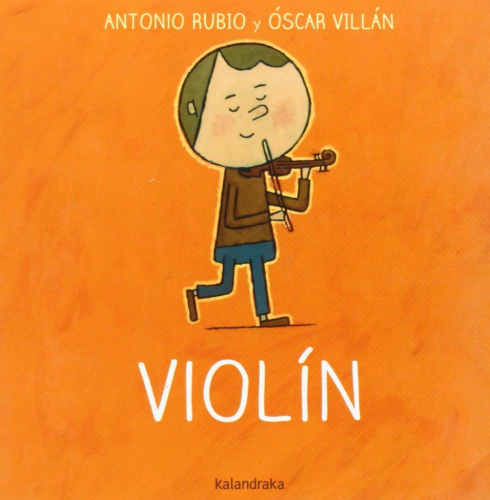 violín de la cuna a la luna