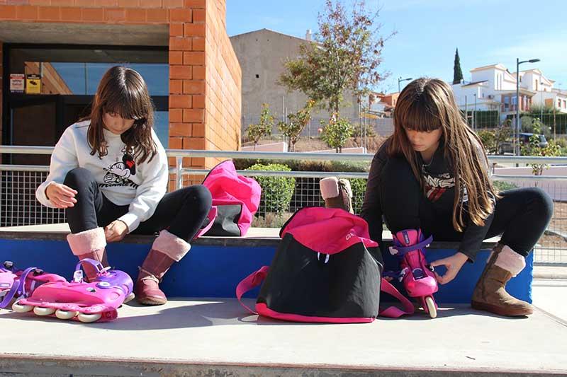 skate para niños Granada Güevéjar