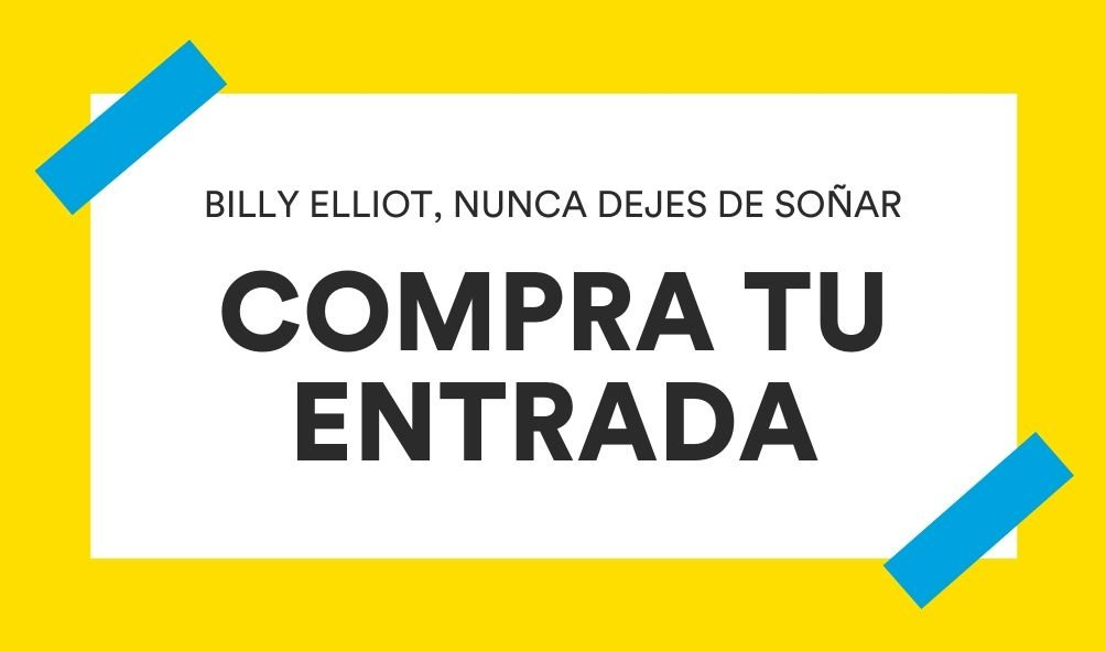 entrada Billy Elliot taller Chavea