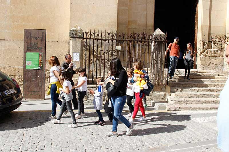 Iglesia Encarnación Montefrío