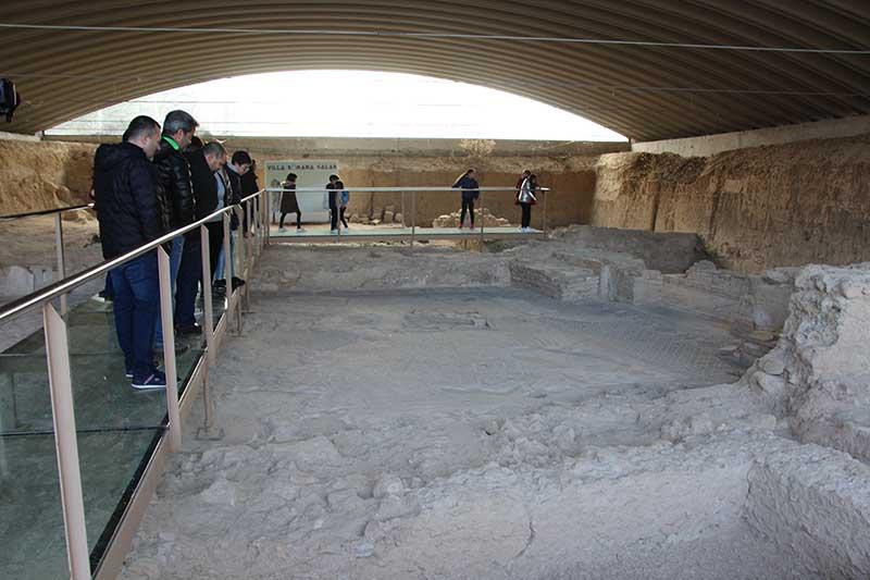 visitar yacimiento arqueológico salar
