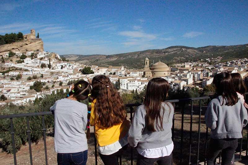 vistas montefrío Granada