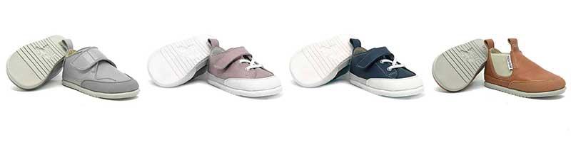 zapatos modernos para bebés