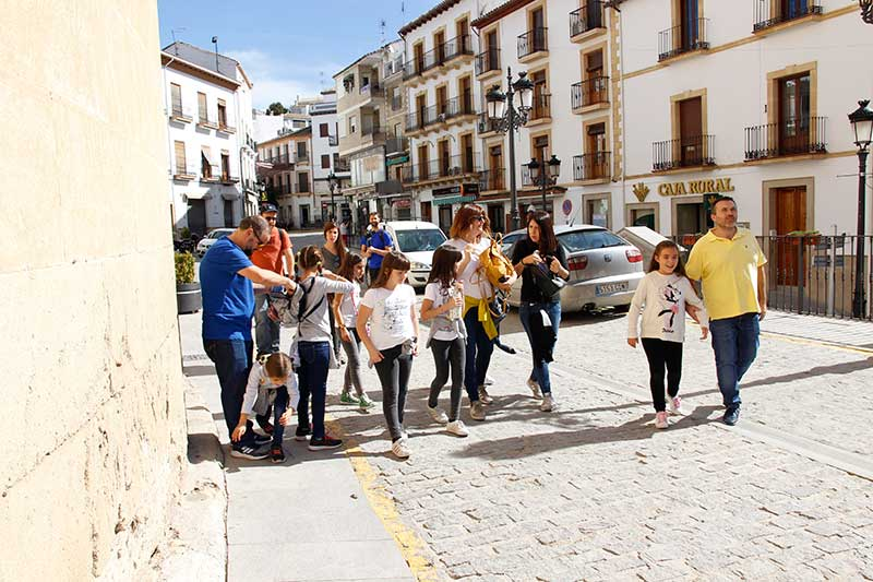 turismo familiar Montefrío