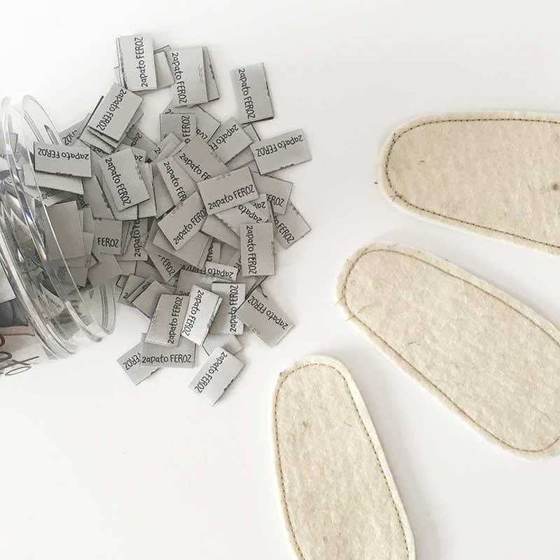 zapatos de piel para bebés