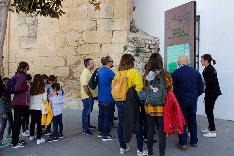 turismo familiar Montefrío Granada