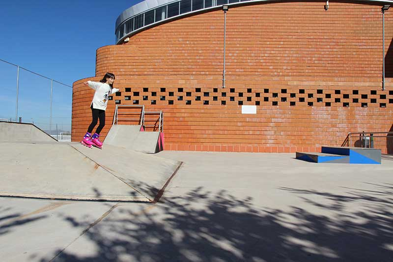 pista skate Güevéjar