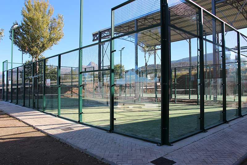 alquiler pistas padel Güevéjar Granada
