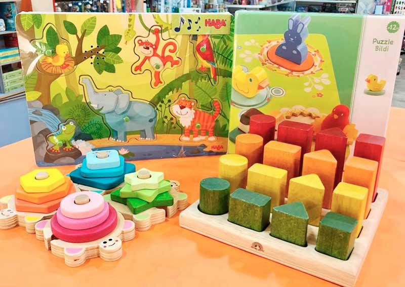 primeros puzles para niños
