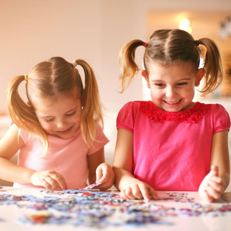 beneficios de los puzles para niños