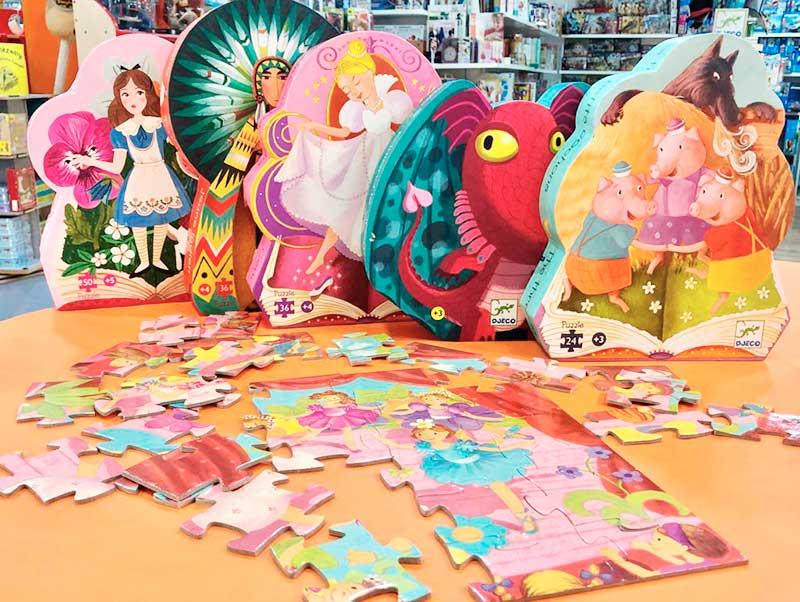 elegir puzles para niños