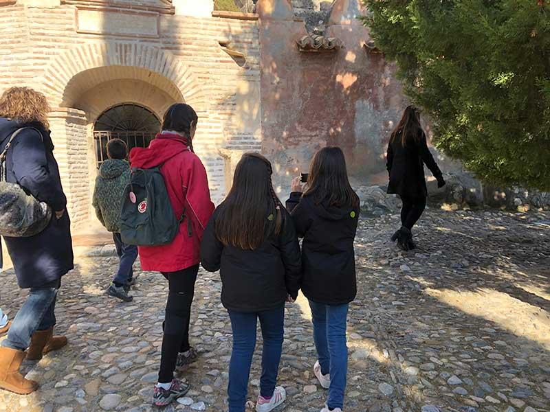 visita sacramente abadia