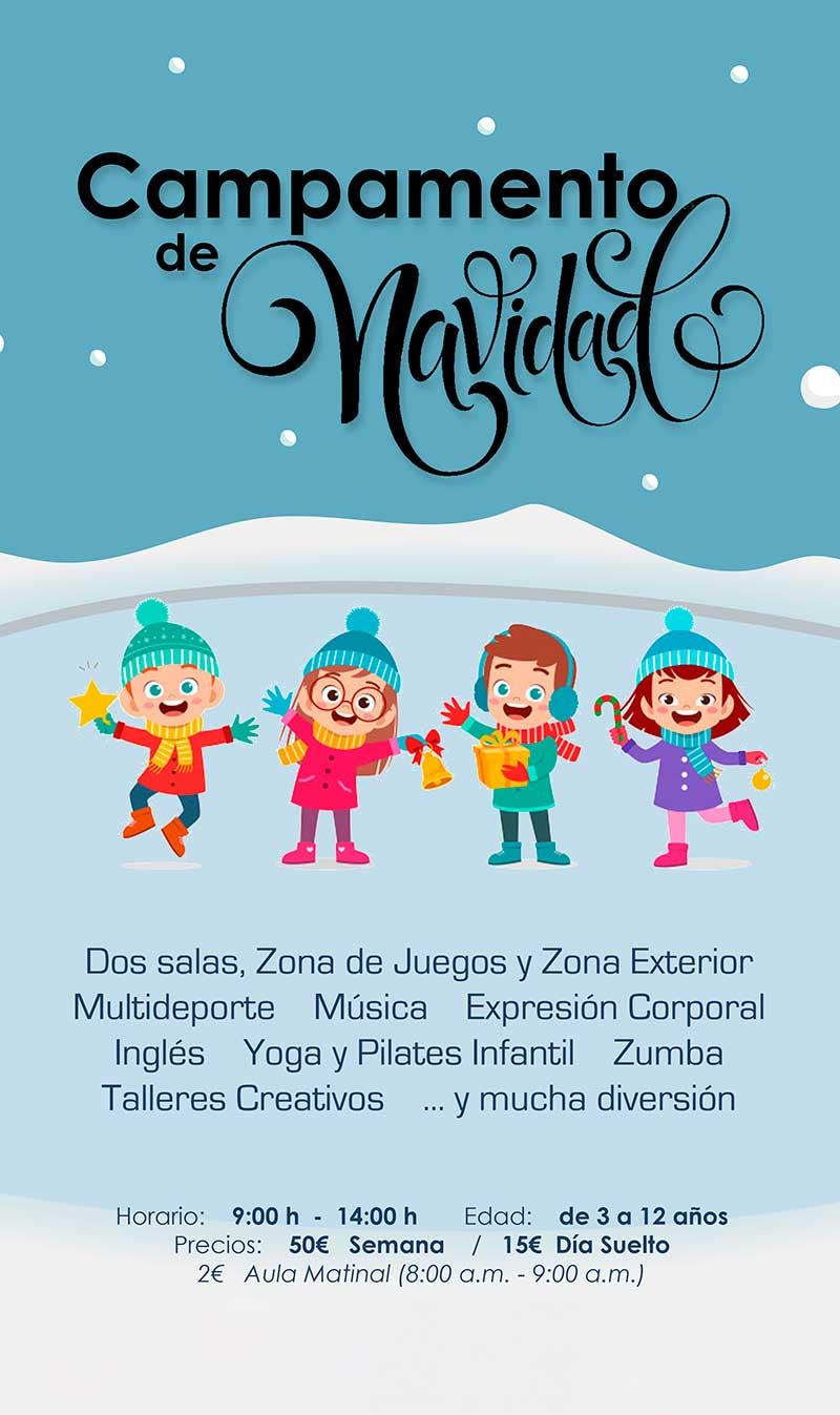 campamento Navidad Happy Dance Granada