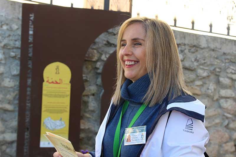 guía turística Alhama Granada