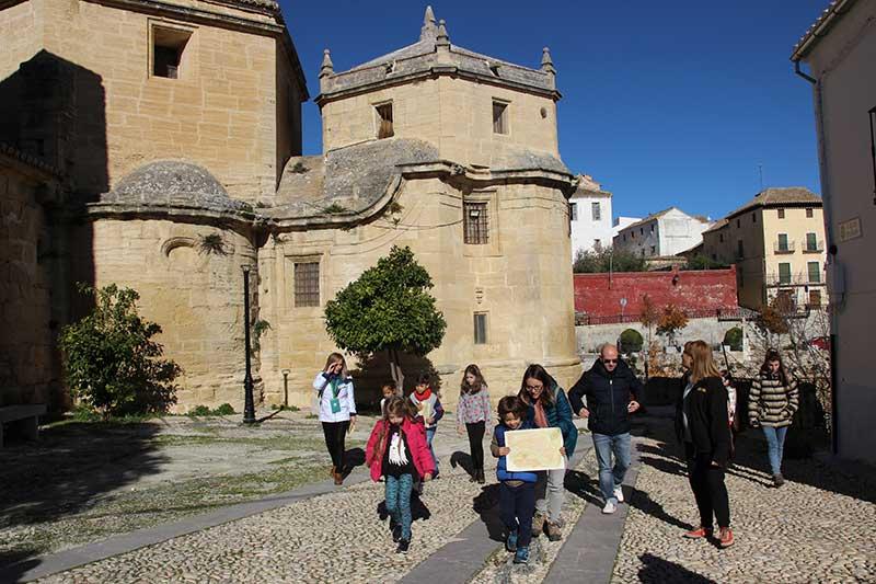 turismo en familia en Granada