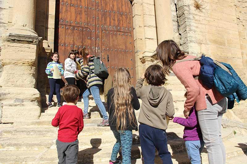 programa Alhama en familia turismo Granada