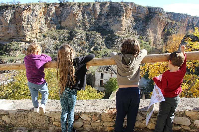 turismo familiar Alhama de Granada
