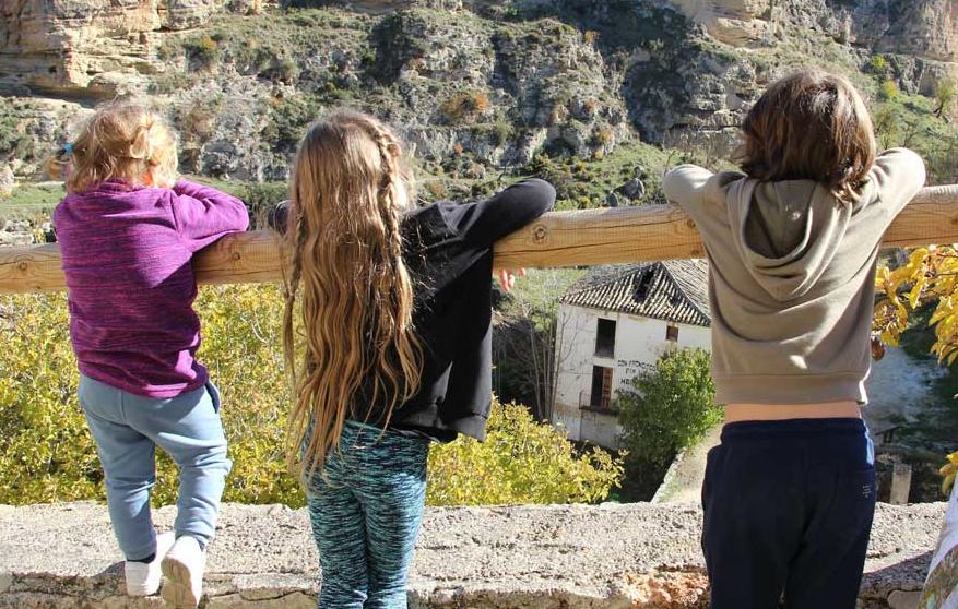 Descubre Alhama de Granada en familia ¡y con una gykmhana!