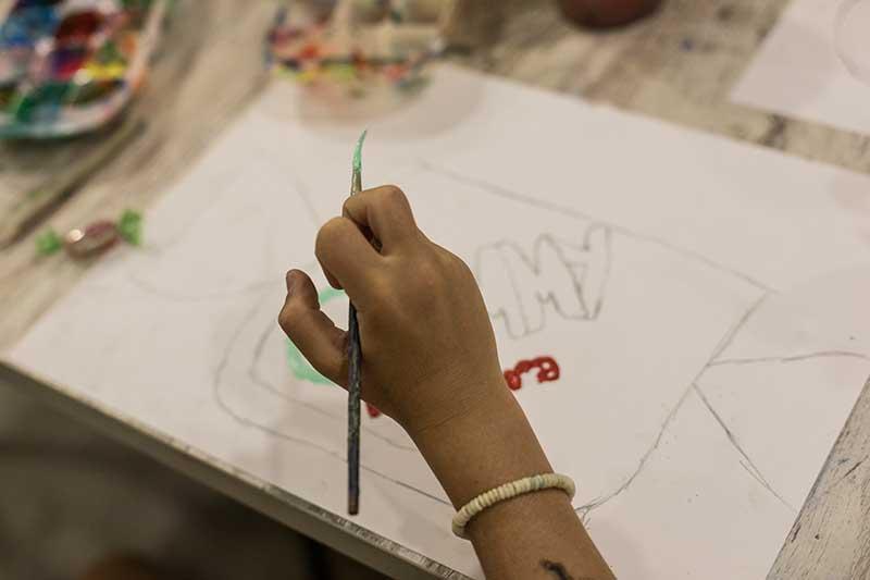 aprender disciplinas artísticas infancia