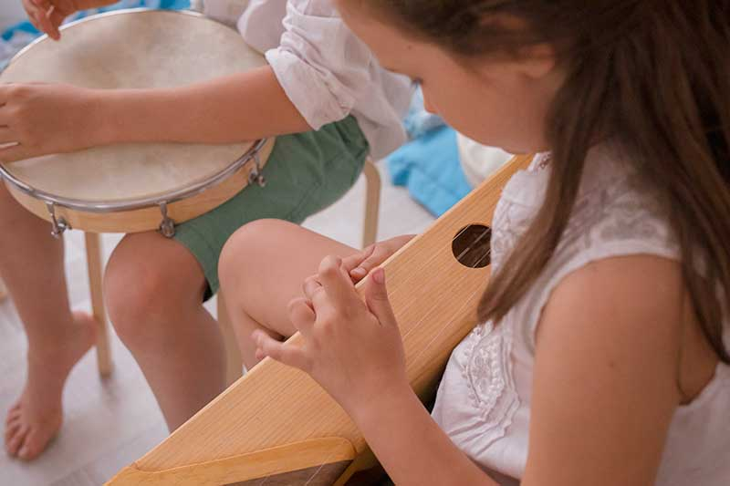 escuela de música para niños Granada