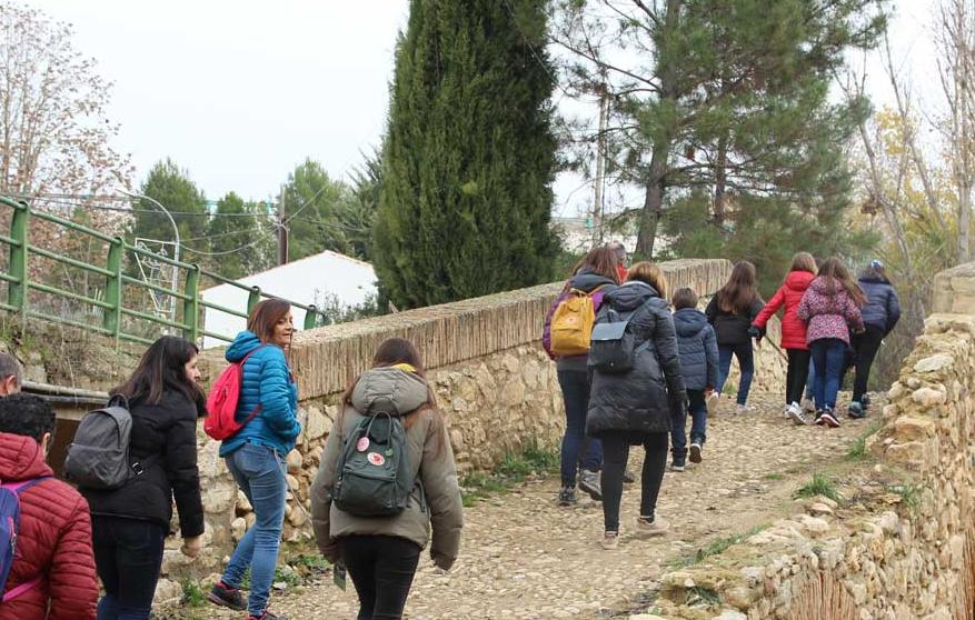 Turismo familiar y de naturaleza en Riofrío