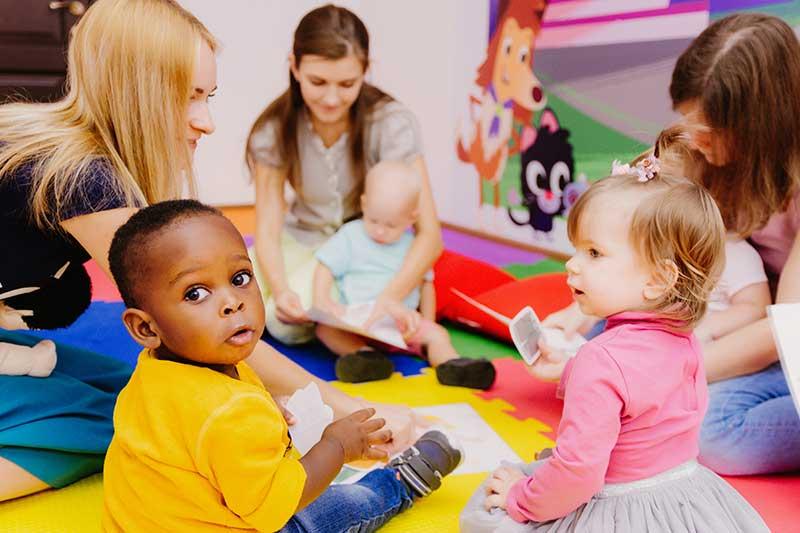 academia ingles para niños Helen Doron Granada
