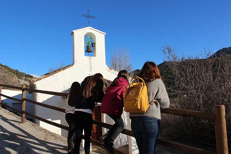 ermita Tocón Quéntar