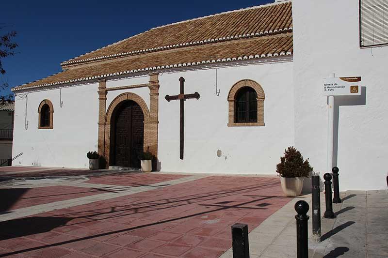 Iglesia parroquial de la Anunciación