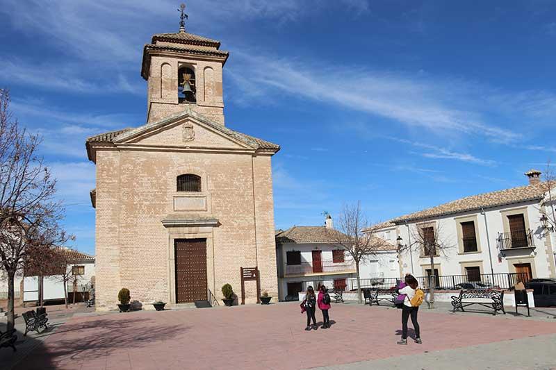 Iglesia parroquial Nívar