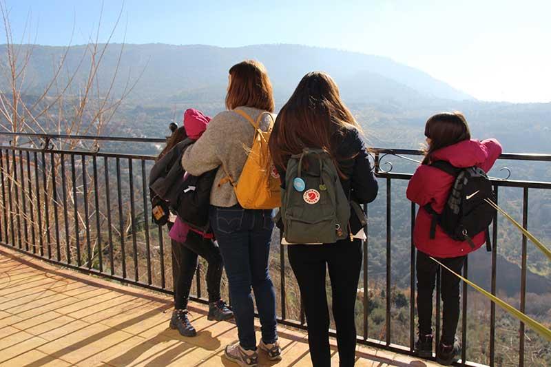 turismo familiar en Cogollos Vega Granada