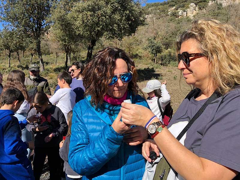 actividad turismo familiar Granada