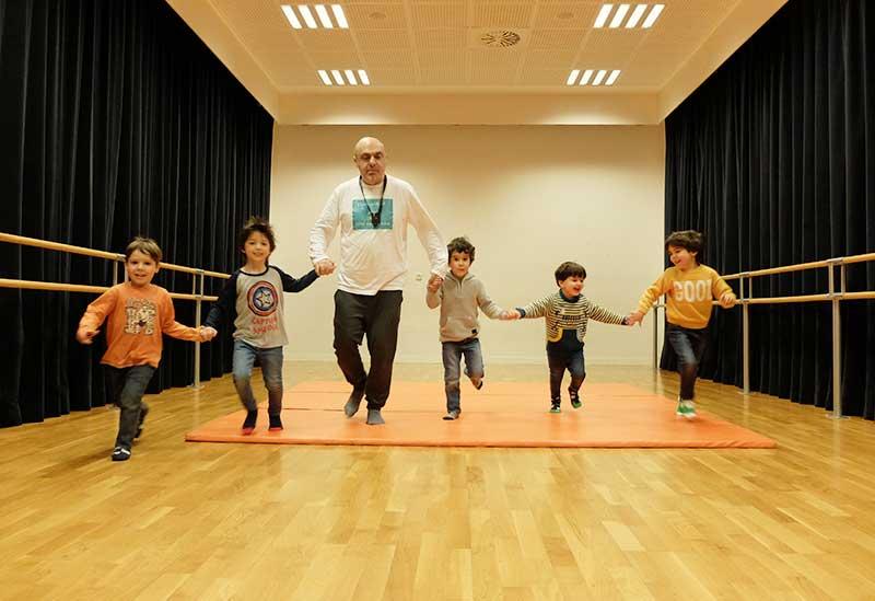 taller música para niños Granada
