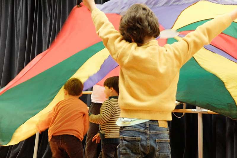 clases música para niños Granada