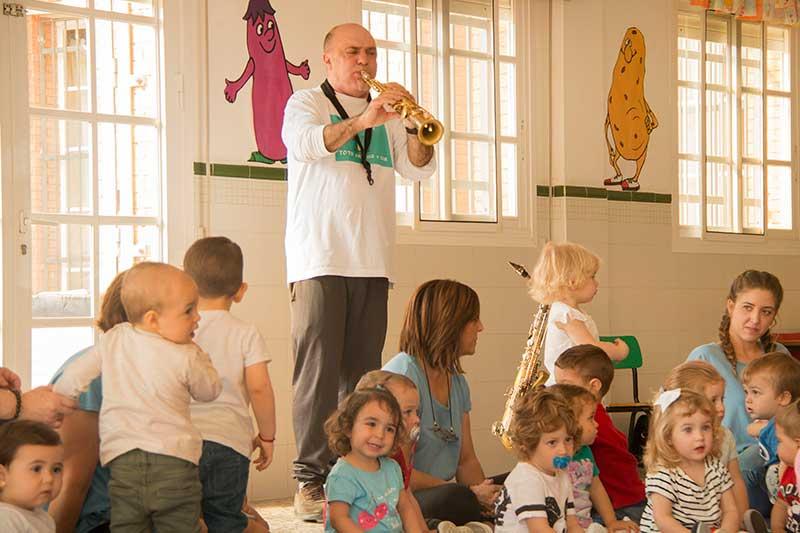 concierto música para bebés Granada