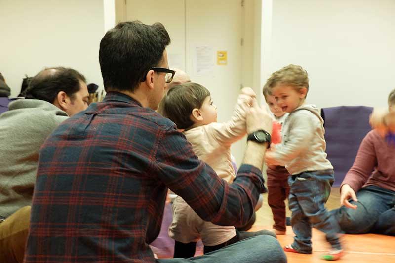 música para bebés Granada