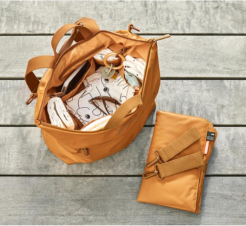 mochilas para carrito