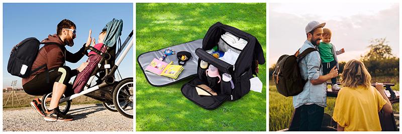 mochila carrito bebé Amazon