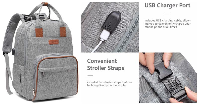 mochila carro bebé Amazon