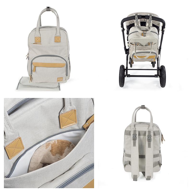 mochila carrito bebe walking mum